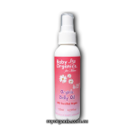 B08-CO - Baby Organics - Organic Mums Pegnant Belly Oil (125ml)