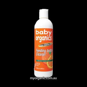 B15 - Baby Organics - Organic Baby Bottle Cleanser (500ml)