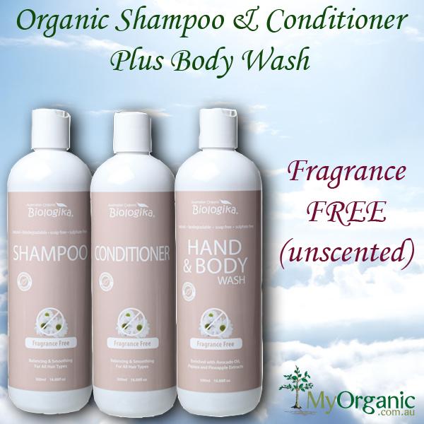 conditioner fragrance free