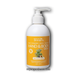 ORG44 - Biologika - Organic Lemon Myrtle Hand Body Wash (250ml)