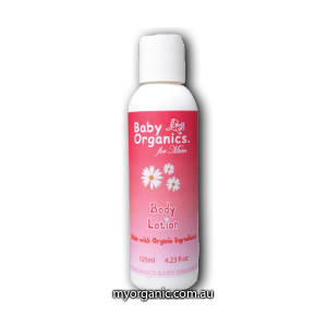B09-CO - Baby Organics - Organic Mums Body Lotion (125ml)