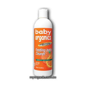 B15 - Baby Organics - Organic Baby Bottle Cleanser (500ml)