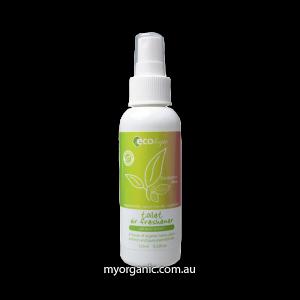 ECA06 - Ecologic - Organic Eucalyptus Mint Toilet Air Freshener (125ml)