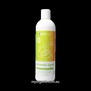 ECK02 - Ecologic - Organic Sweet Orange all natural Dishwashing Liquid (500ml)