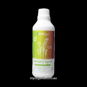 ECL01 - Ecologic - Organic Lavender Laundry Liquid (1L)