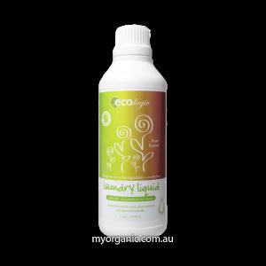 ECL03 - Ecologic - Organic Rose Fusion Laundry Liquid (1L)