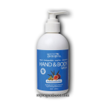 ORG84 - Biologika - Organic Mediterranean Bliss Hand & Body Wash (250ml)