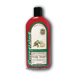 OS14 - Organic Selections - Organic Rosewood - Almond Body Wash (375ml)