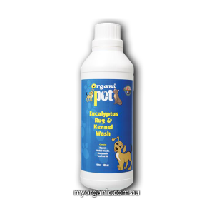 PE05 - OrganiPet - Organic Pet Rug & Kennel Wash (1L)