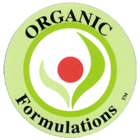 organic formulations logo